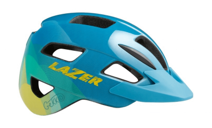 Lazer Gekko CE-CPSC Blue Yellow